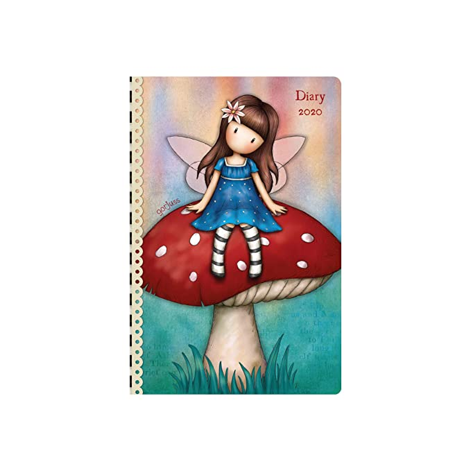 Agenda de bolsillo 2020 Gorjuss Larkspur Fairy: Amazon.es ...