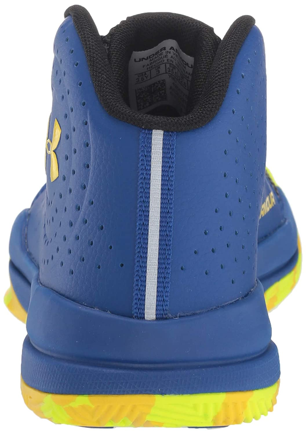 Zapatos de Baloncesto Unisex Ni/ños Under Armour UA GS Jet 2019
