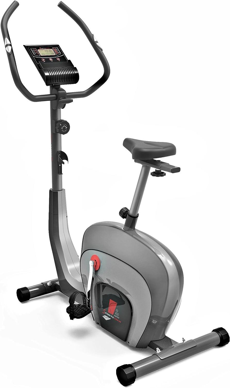 Sportstech ES400 Home Trainer - Bicicleta estática, ergómetro, con ...