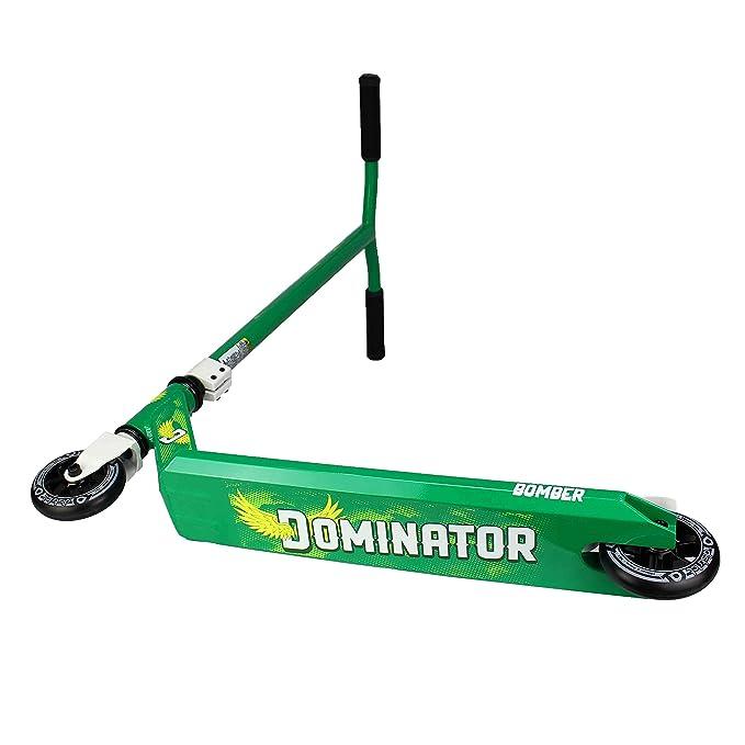 Dominator Bomber Pro Scooter (Green)
