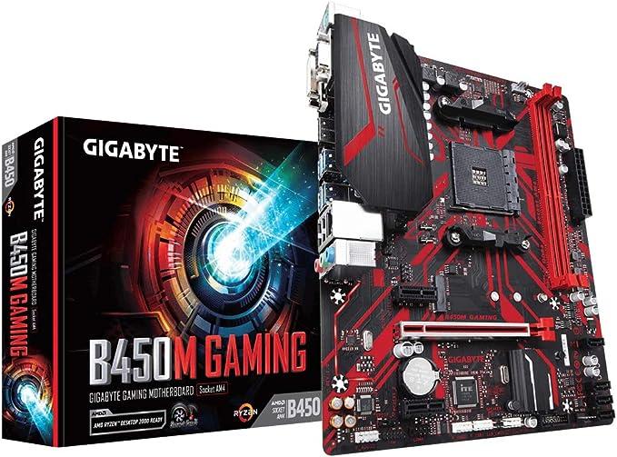 AMD CPU Gamming Motherboard
