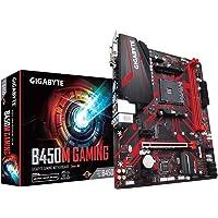 Gigabyte B450M Gaming AMD Ryzen Gen3 AM4 mATX 2xDDR4 3xPCIe HDMI 1xM.2 4xSATA RAID GbE LAN 6xUSB3.1 6xUSB2.0 RGB ~GA…