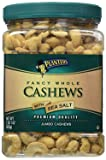 Planters Fancy Whole Cashews, Salted