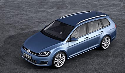 Vw Golf 7 Variant >> Amazon Com Volkswagen Golf Vii Variant Tsi Bluemotion Car
