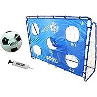 BestSporting Unisex Jugend Fußballtor blau 213
