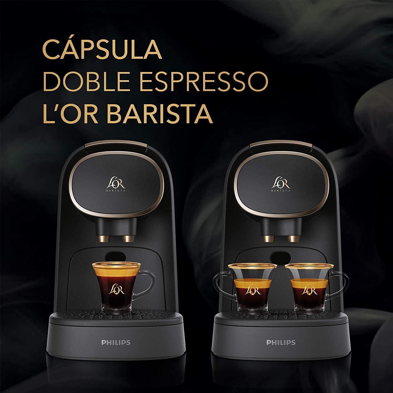 Philips LOR Barista LM8018/90 - Cafetera de cápsulas + 50 ...