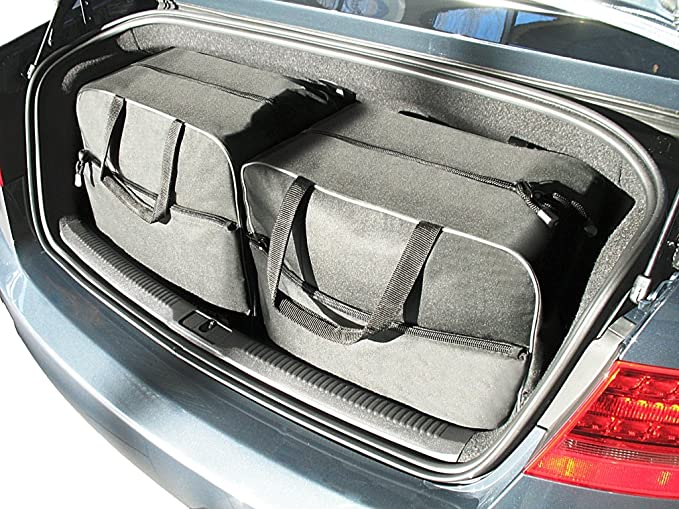Amazon.com: Custom Fitted Luggage Bags for Audi A4 / A5 ...