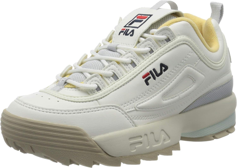 Fila Disruptor CB Low Wmn 1010604-02x, Zapatillas Mujer: Amazon.es: Zapatos y complementos