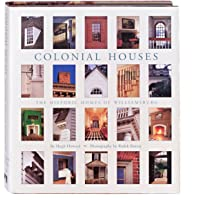 Image for Colonial Houses: The Historic Homes of Williamsburg