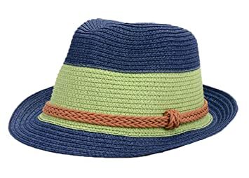 3827641dddbbe Image Unavailable. Image not available for. Color  East Majik Homburg Hat  Sun Hat Girls Beach Straw Cap