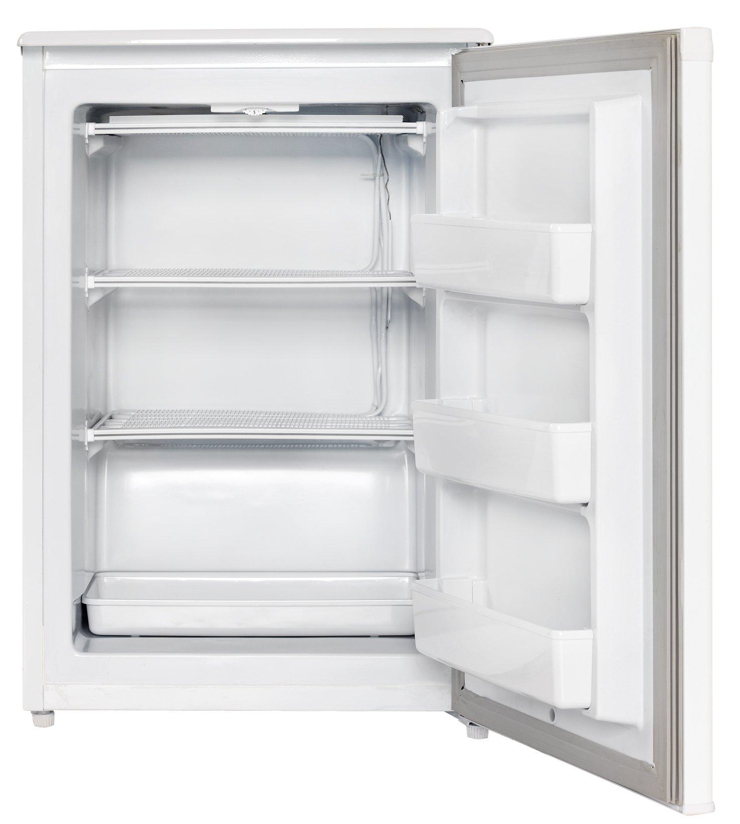 Danby DUFM043A1WDD 4.3 Cubic Feet Upright Freezer, White by Danby (Image #5)