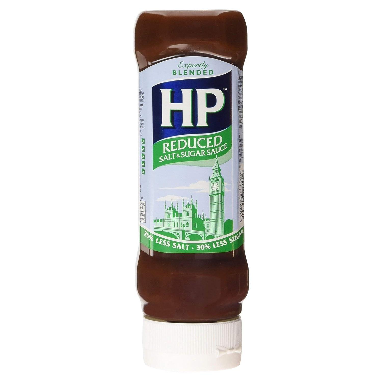 HP Sauce Reduced Salt & Sugar 450g