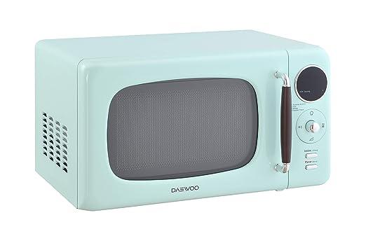 Daewoo KOR-669M - Microondas (Encimera, Solo microondas ...