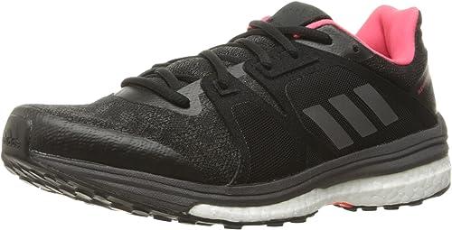 adidas W Supernova Sequence 9 Light GreyWhite Running Shoes (AQ3552)