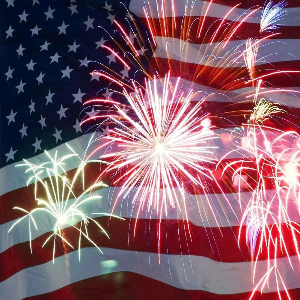 GladsBuy National Day 10' x 10' Digital Printed Photography Backdrop Flag Theme Background YHA-378
