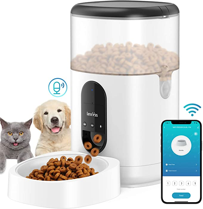 Top 9 Great Choice Pet Food Dispenser