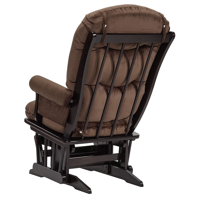 Amazon.com: dutailier Ronda Back Cushion diseño trineo ...