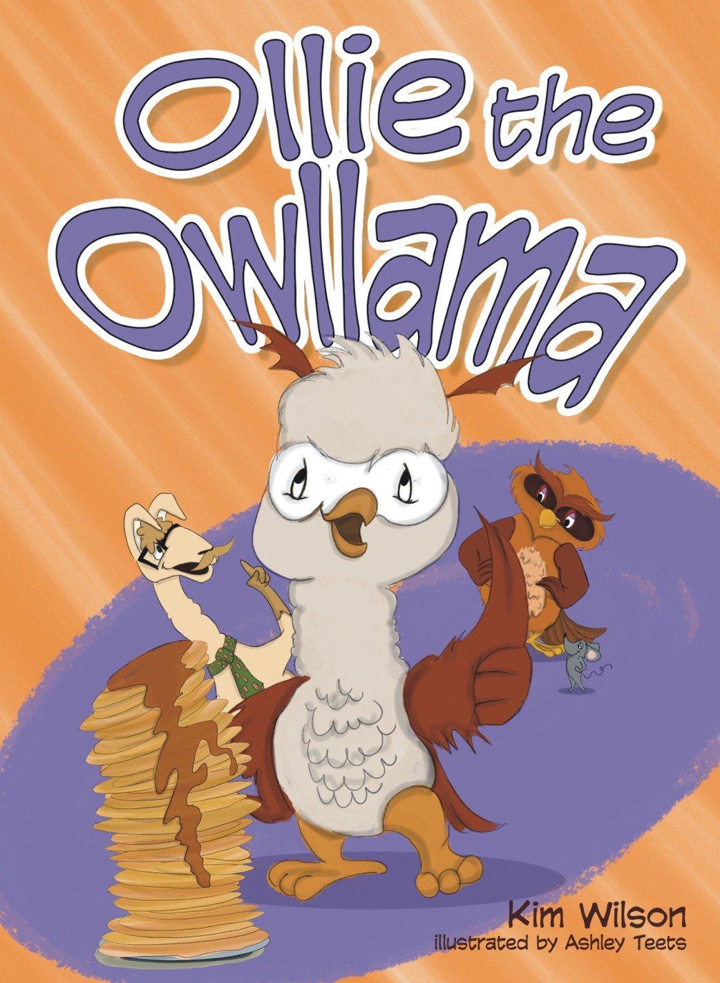 Ollie the Owllama (Mom's Choice Award Recipient) pdf