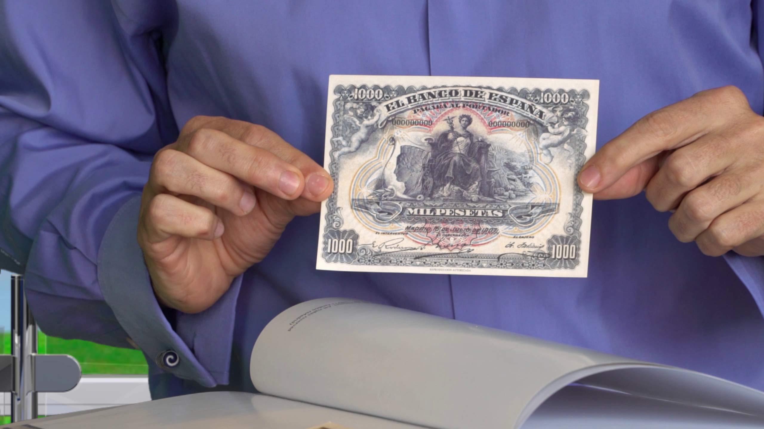 159 billetes de peseta emitidos en una reproducción fiel y restaurada. Colección Todos los billetes de la peseta. Dinero Antiguo: Amazon.es: Ediciones Macarella, Macarella Ediciones: Libros