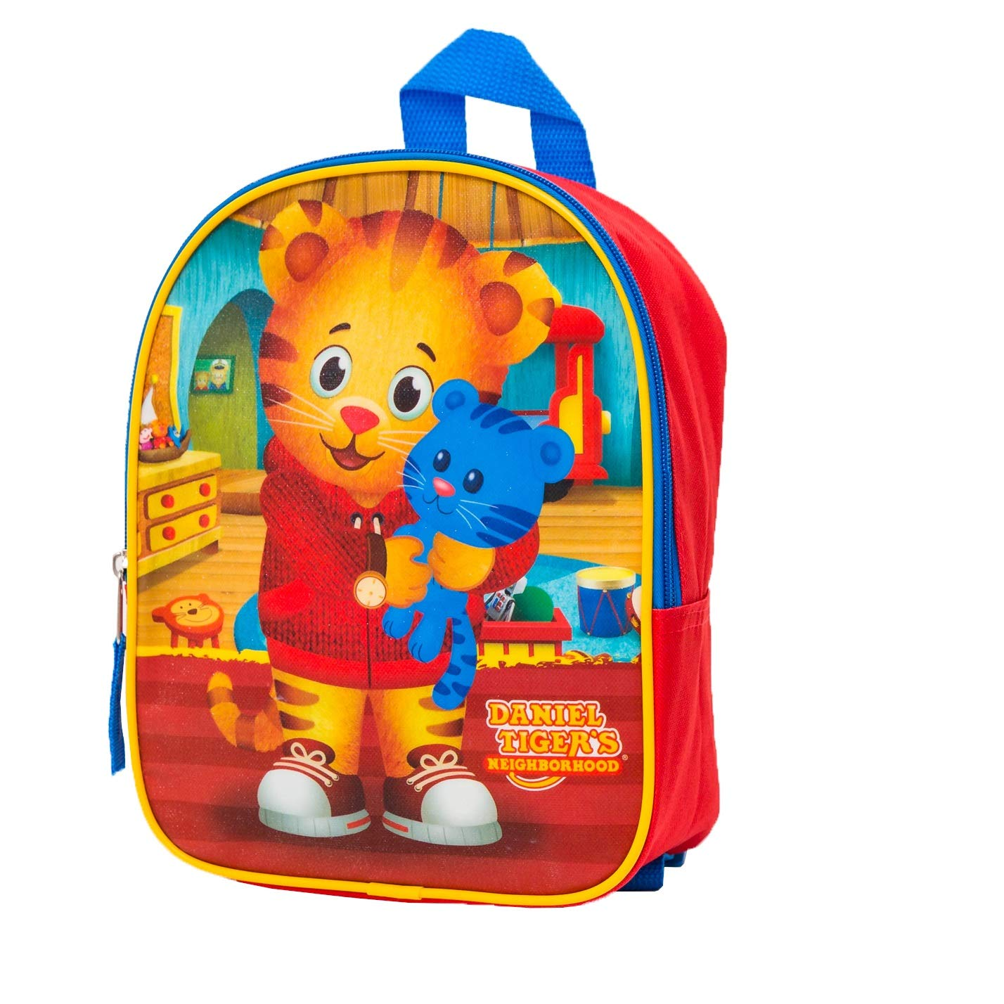 The Fred Rogers Company Daniel Tiger 10 Inch Mini Backpack Childrens Backpack