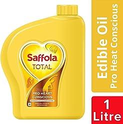 Saffola Total, Pro Heart Conscious Edible Oil, Jar, 1 L