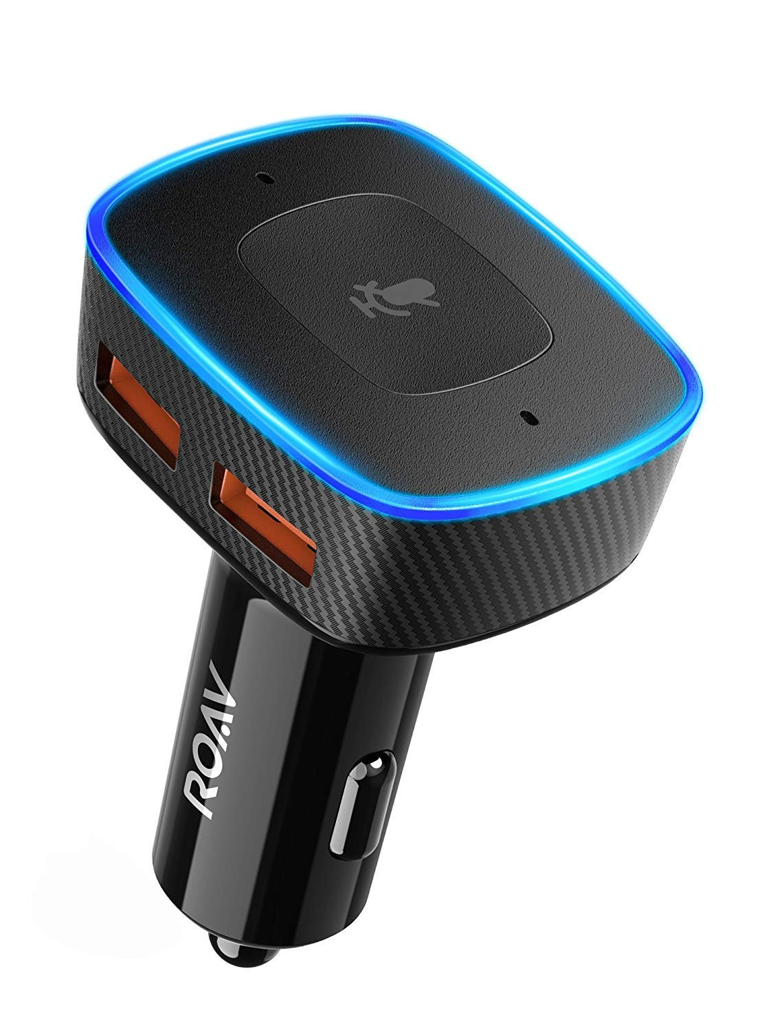 Roav Viva Anker, Alexa-Enabled 2-Port USB Car Charger in-Car Navigation, Hands-Free Calling Music Streaming. iPhone Users: Update to The Latest iOS (11.4) (Single Item)