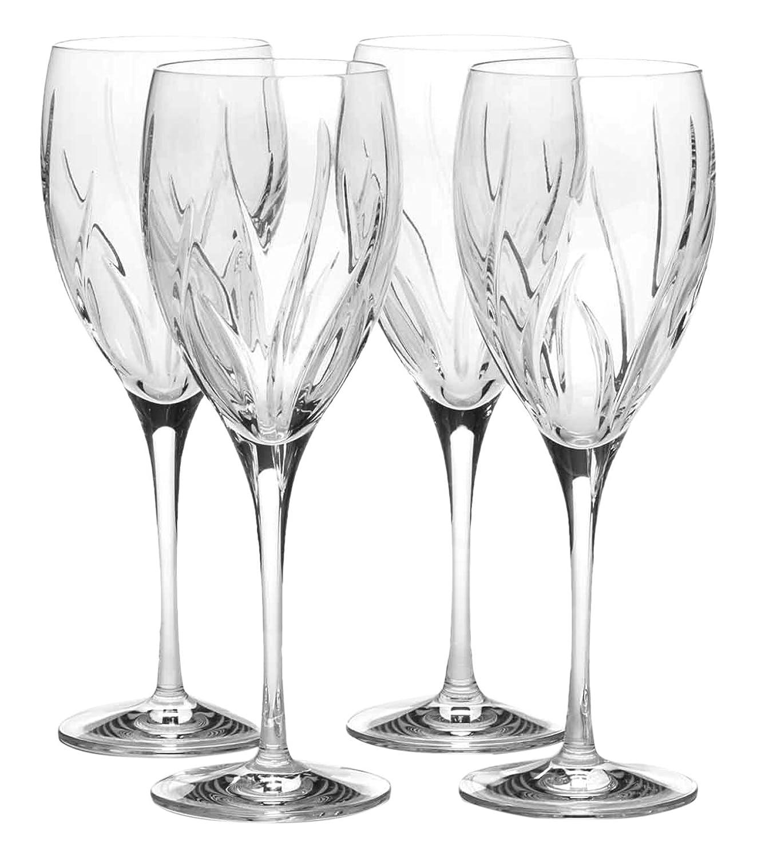 Mikasa Agena Crystal Grande Goblet, 11.75-Ounce 5144593