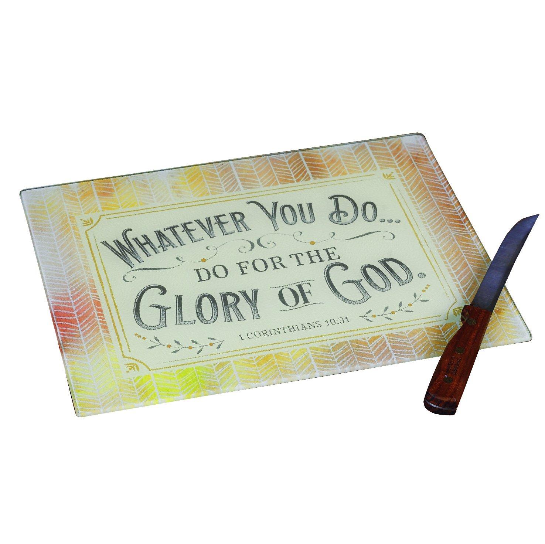 Glory of God Cutting Board pdf epub