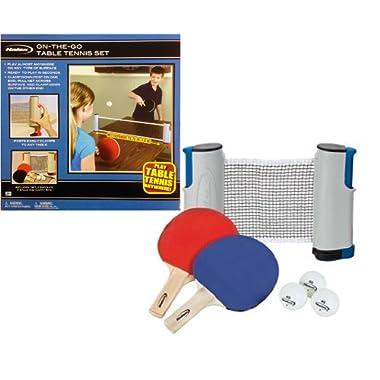Halex On-The-Go Table Tennis Set Model #57000