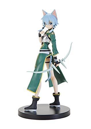 Sword VerPvc Cait Oline Sinon Sith FigureAmazon uk Ii Art co n08OyvmNw