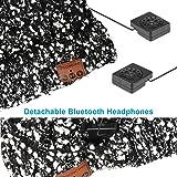 Pococina Upgraded 4.2 Bluetooth Beanie Hat Pom Pom