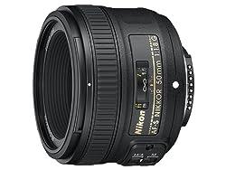50mm f/1.8G