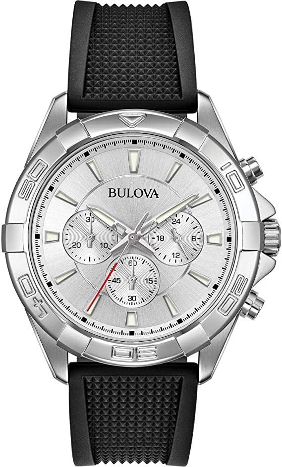 Bulova Dress Watch (Model: 96A213)