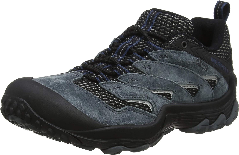 Merrell Cham 7 Limit WTPF, Chaussures de Randonnée Basses