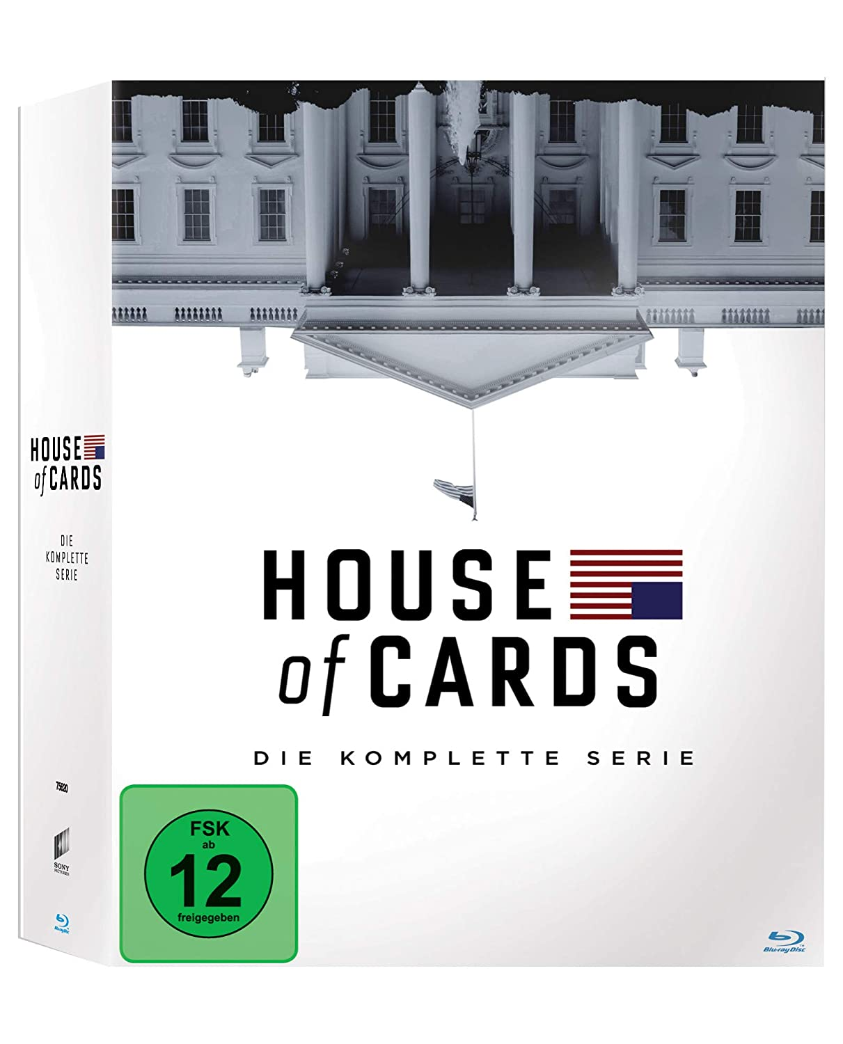 House of Cards - Die komplette Serie (Blu-ray) | jetzt 30% sparen