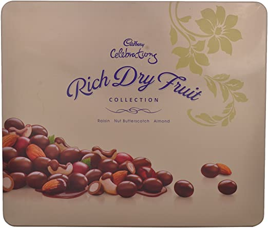 Cadbury celebrations rich dry fruit collection 264g amazon cadbury celebrations rich dry fruit collection 264g amazon grocery gourmet foods thecheapjerseys Images