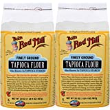 Tapioca Flour, Gluten Free -Bob's Red Mill - 2 / 20 Oz. Bags