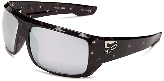 ac6152dec5 Amazon.com  Fox The Redeem 06319-903-OS Wrap Sunglasses