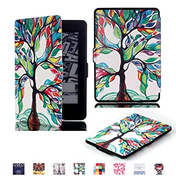 Funda para Amazon Kindle Paperwhite(All 2012, 2013 and 2015 ...
