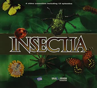 Insectia [USA] [VHS]