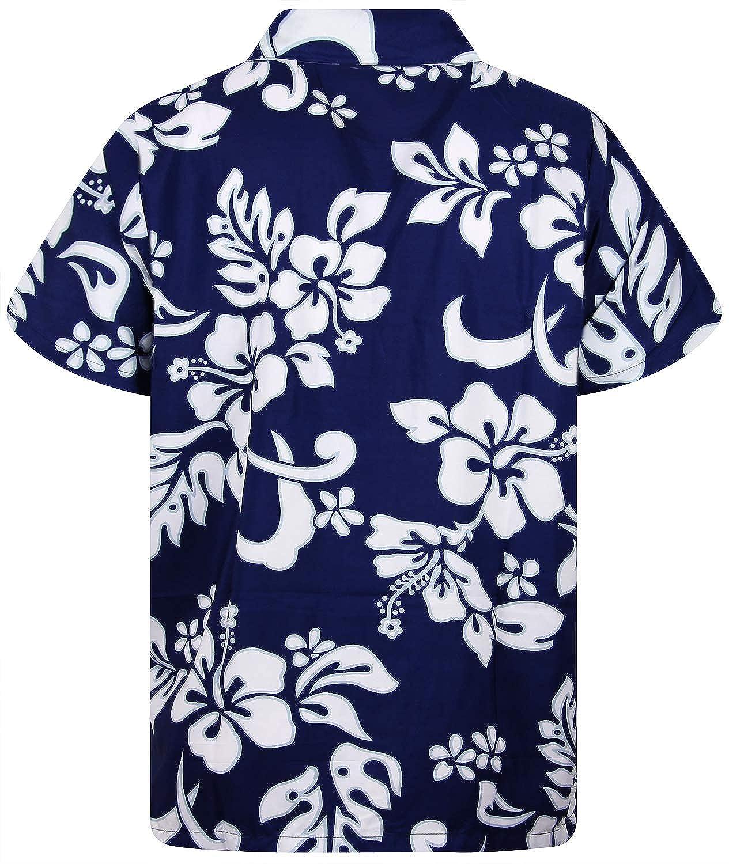 XS-6XL Funky Camicia Hawaiana