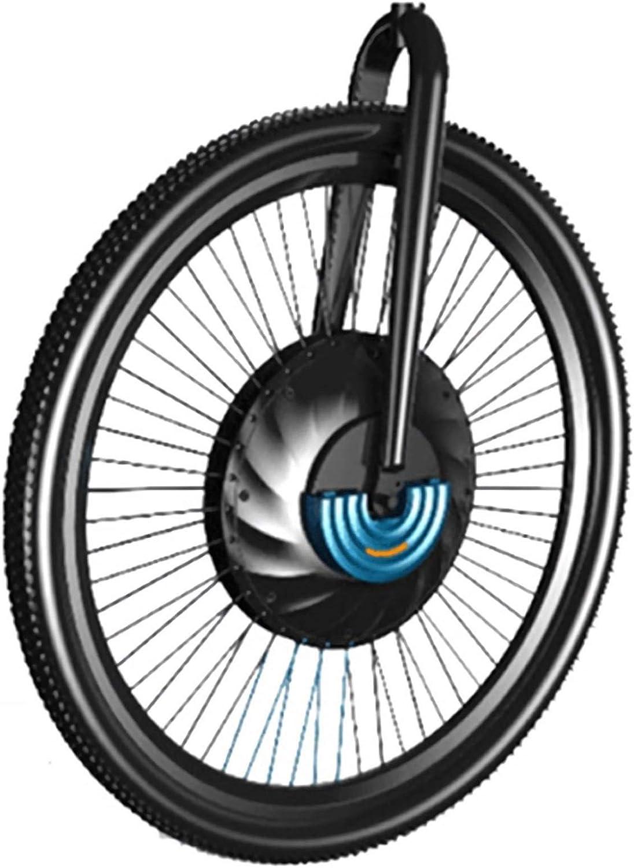 OANCO Kit De Conversión De Bicicleta Eléctrica 36V 240W Kit De Conversión De Bicicleta Eléctrica 20-29 Pulgadas 700C Rueda De Motor De Buje Delantero con Batería De 3.2Ah