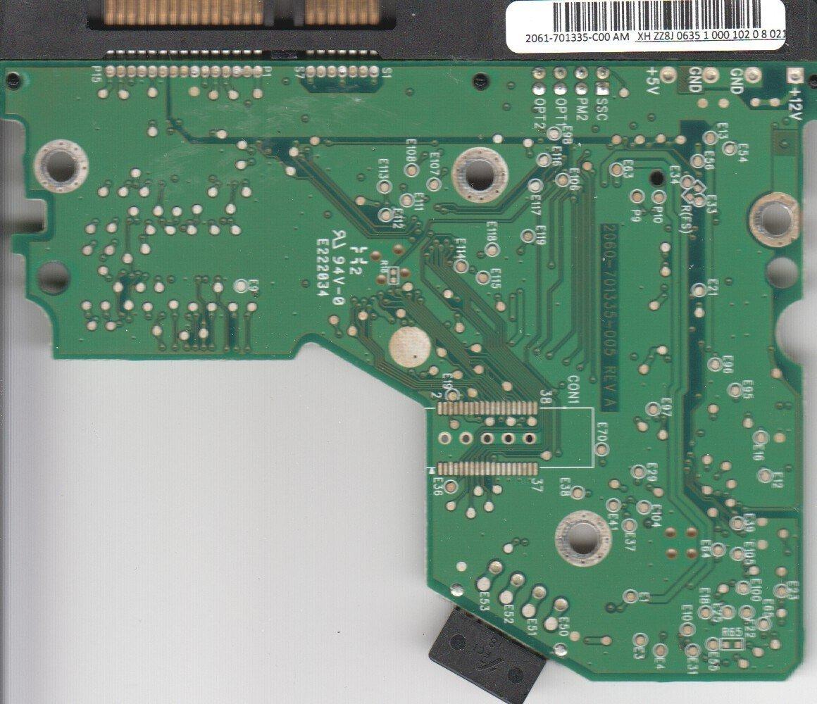 WD2500KS-00MJB0 PCB WD SATA 3.5 Circuit Imprim/é 2061-701335-C00 AM