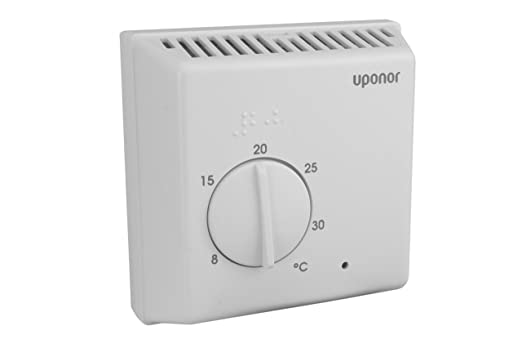 Famous Uponor Raumthermostat, 230V, ohne Nullanschluss, 1045693: Amazon CE34