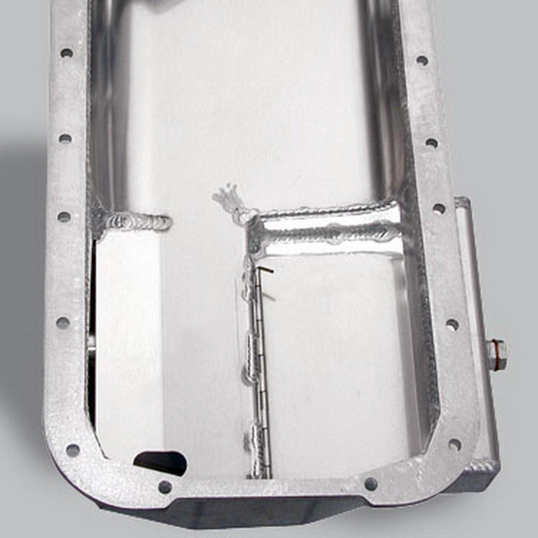 Moroso 20912 Drag Oil Pan for Prelude 2.2L Engines