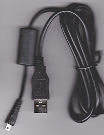 USB Cable for Nikon Coolpix S220 Camera and USB Computer Cord for Nikon Coolpix S220