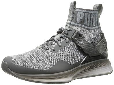 fcc1407cea50ef Image Unavailable. Image not available for. Colour  PUMA Men s Ignite  Evoknit Fade Cross-Trainer Shoe ...
