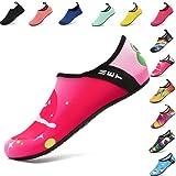 Amazon Price History for:VIFUUR Water Sports Shoes Barefoot Quick-Dry Aqua Yoga Socks Slip-on for Men Women Kids
