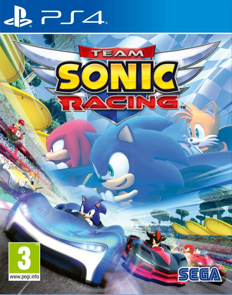 Team Sonic Racing - PS4 | Sumo Digital. Programmeur