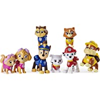 Paw Patrol, Kitty Catastrophe Gift Set with 8 Collectible Toy Figures, for Kids Aged 3 and up